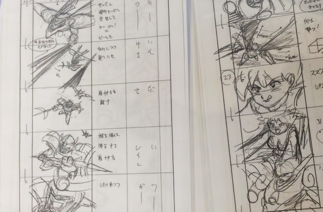 魔神英雄伝ワタル&魔動王グランゾート展レビュー